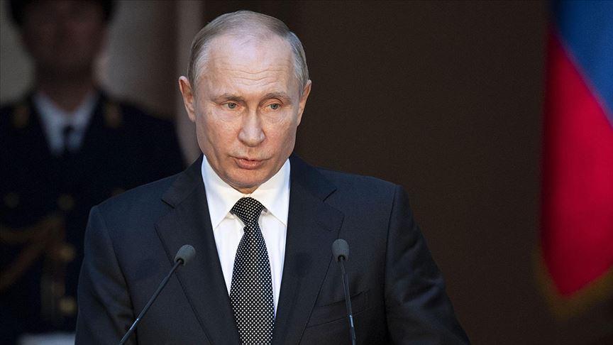 Putin Libya sorunundan NATO'yu sorumlu tuttu