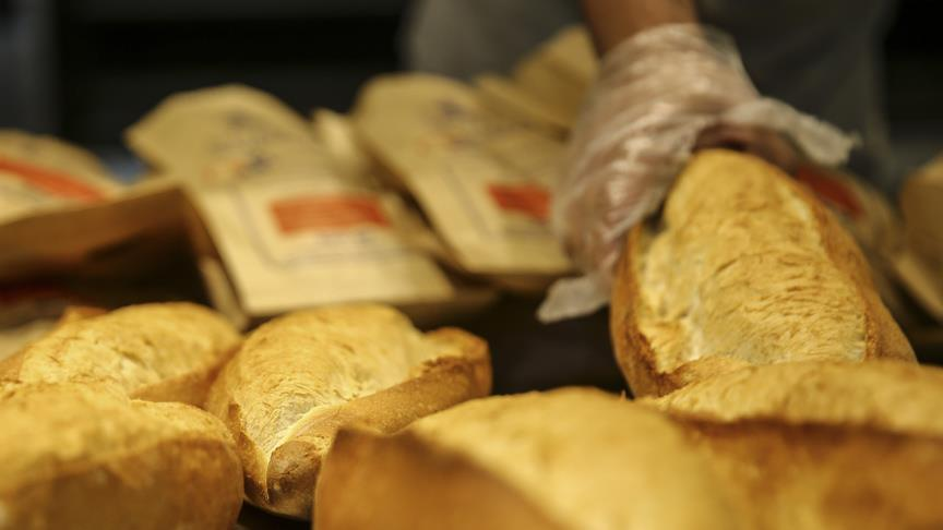 Ekmeğe israf ayarı