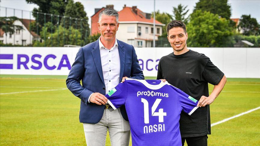 Fransız futbolcu Samir Nasri'nin yeni takımı belli oldu!