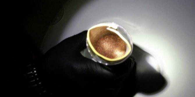 Bolu'da radyoaktif madde ele geçirildi