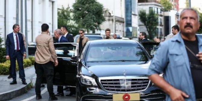 Başkan Erdoğan İstanbul'da milletvekilleri ile bir araya geldi