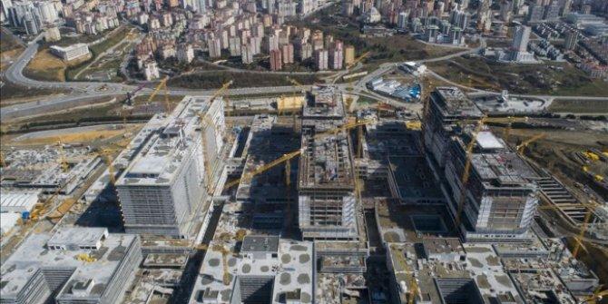 Bakanlık açıkladı: Başakşehir Şehir Hastanesi'nde sona doğru