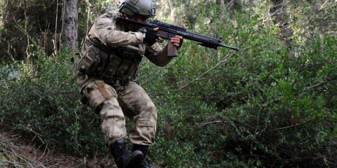 İçişleri: Amanos Dağları kırsalında 3 terörist etkisiz hale getirildi