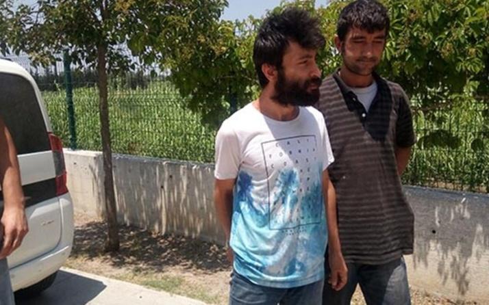 Adana'da iğrenç olay! Polise teslim edildi