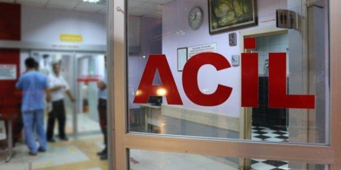 Antalya'da ambulansta yangın: 3 yaralı