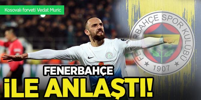 Fenerbahçe Muriç için Rizespor'la anlaştı