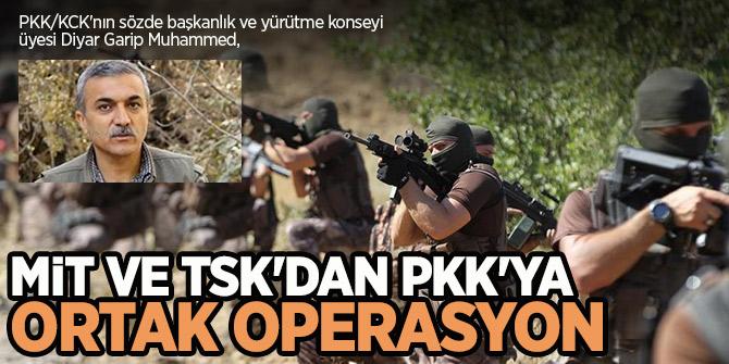 PKK/KCK'nın başkanlık ve yürütme konseyi üyesi etkisiz hale getirildi