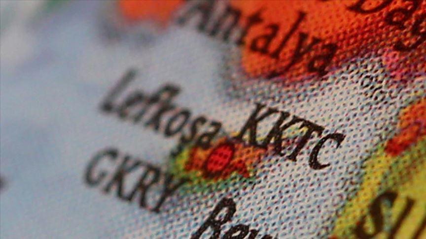 Güney Kıbrıs Rum kesiminde KKTC'li ticari araca saldırı