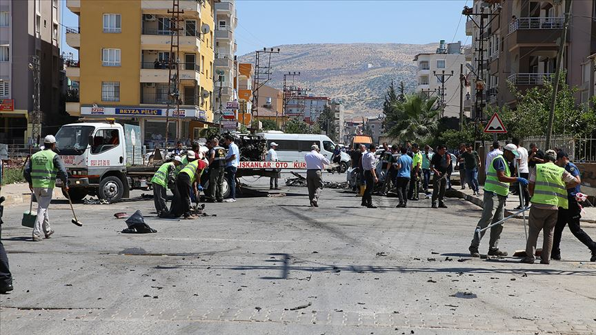 Reyhanlı'daki patlamaya ilişkin 16 kişi gözaltına alındı!