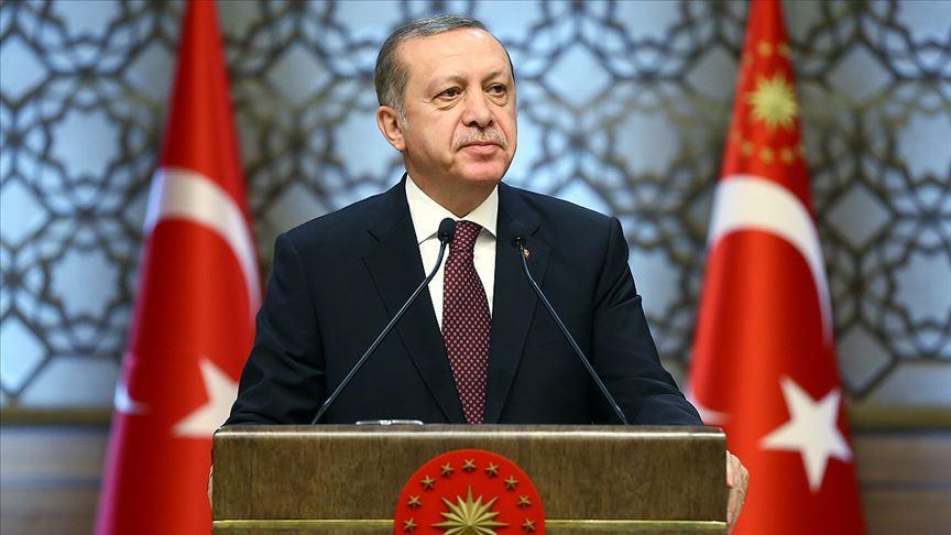 Cumhurbaşkanı Erdoğan, Miçotakis'i tebrik etti