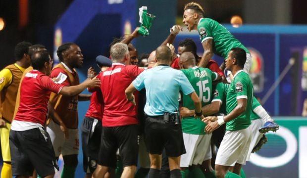 Afrika Uluslar Kupası'nda Madagaskar sürprizi!