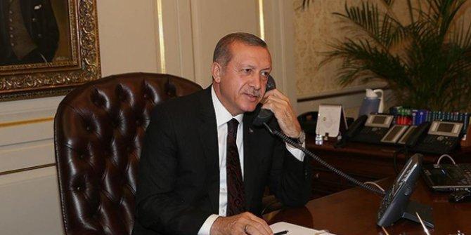 Miçotakis'e ilk  tebrik telefonu Erdoğan'dan