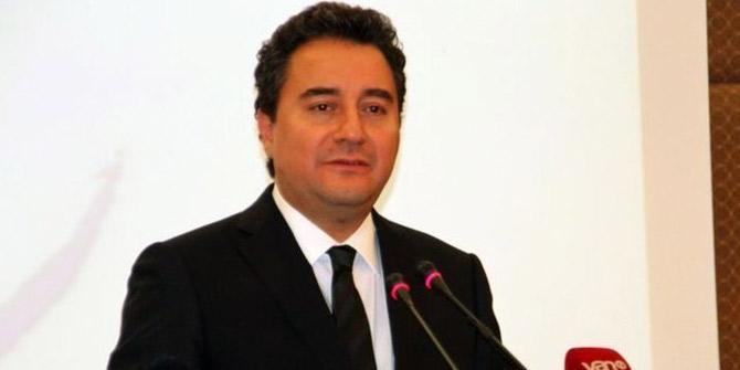 Ali Babacan, 18 yıl sonra AK Parti'den istifa etti