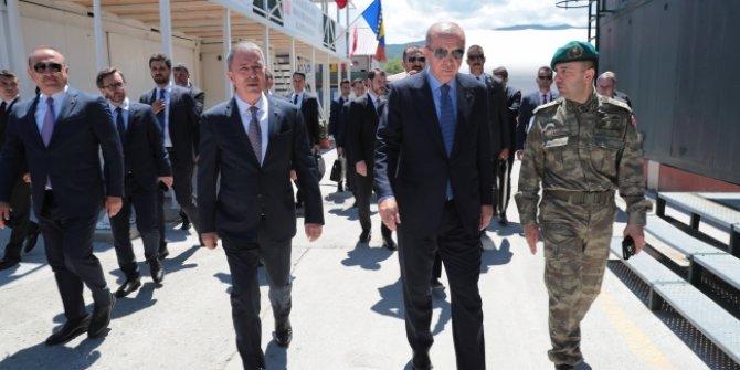 Erdoğan Bosna Hersek'te