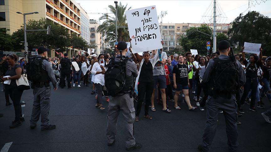 İsrail'deki Etiyopyalı Yahudilerin ırkçılık karşıtı protestoları devam ediyor