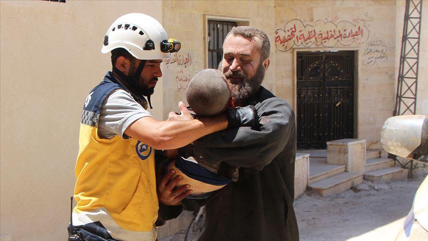 Suriyeli muhaliflerden uluslararası topluma İdlib çağrısı