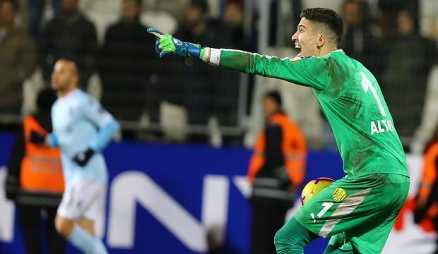 Fenerbahçe, Altay Bayındır ile 4 yıllık sözleşme imzaladı!