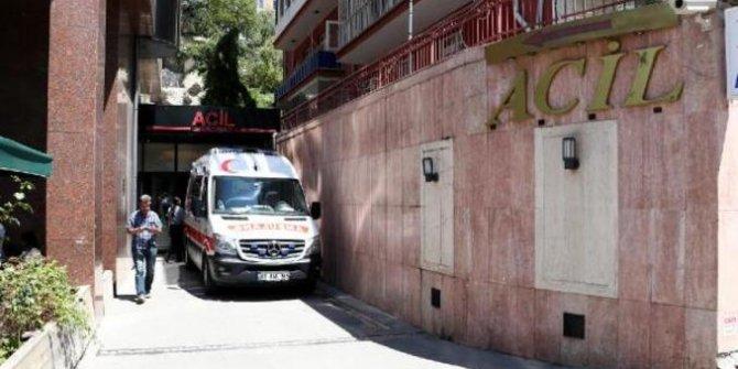 AK Parti Grup Başkan Vekili kaza geçirdi!