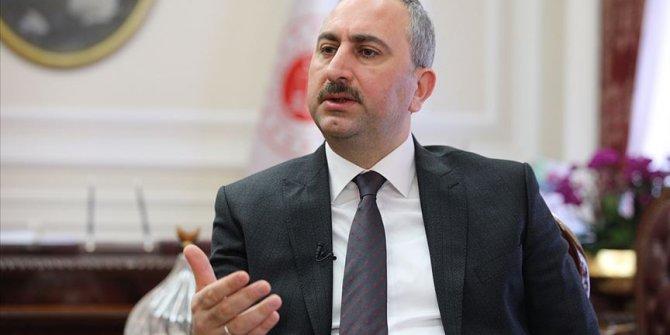 Adalet Bakan Gül Pendik'te yaşanan olayla ilgili açıklama yaptı