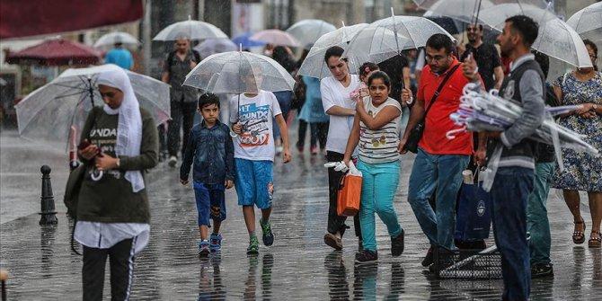 Meteoroloji tarih verip, o illeri uyardı!  Serin ve yağışlı hava geliyor...