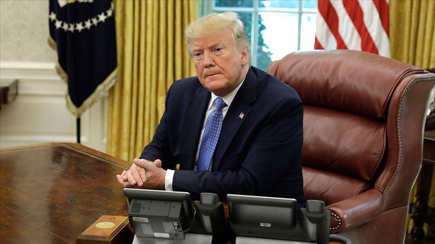 Daha önce işimiz kalmadı diyen Trump, İngiltere'nin ABD Büyükelçisine 'aptal' dedi!