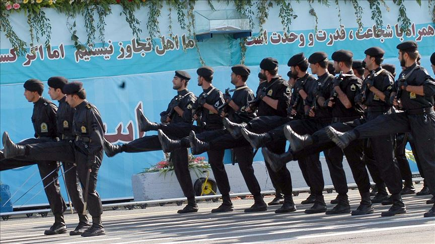 İran'da Devrim Muhafızlarına saldırı: 3 asker hayatını kaybetti