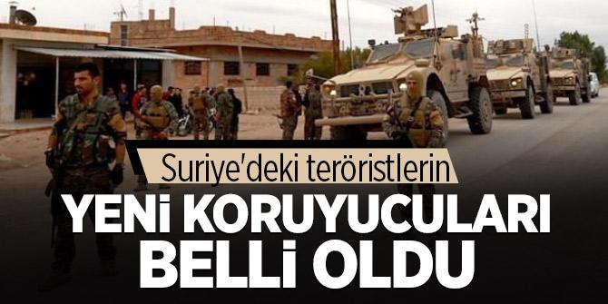 Suriye'deki teröristlerin yeni koruyucuları belli oldu