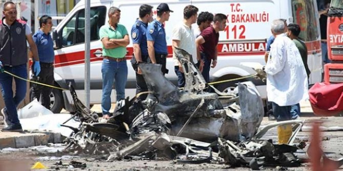 Reyhanlı'daki patlamayla ilgili 3 kişi tutuklandı!
