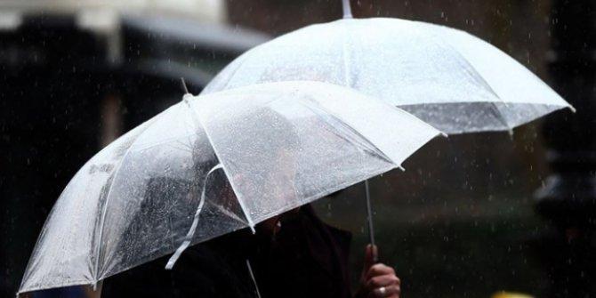 Meteoroloji 11 kente sağanak uyarısında bulundu