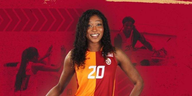 Galatasaray Kadın Basketbol Takımı Macaulay'ın sözleşmesi 1 yıl uzatıldı