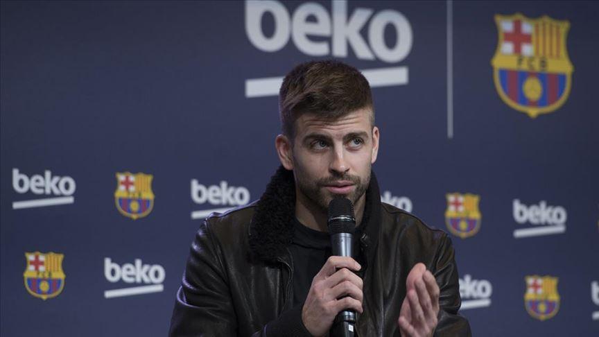 Barça'nın yıldızı Pique'nin vergi kaçırma cezası onandı