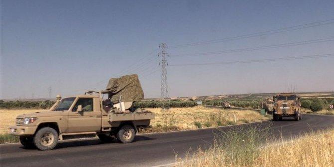 Suriye sınırına askeri sevkiyat yapıldı!