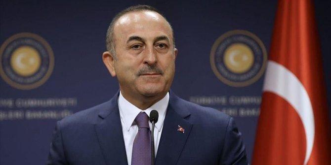 Dışişleri Bakanı Mevlüt Çavuşoğlu ile Barzani görüştü