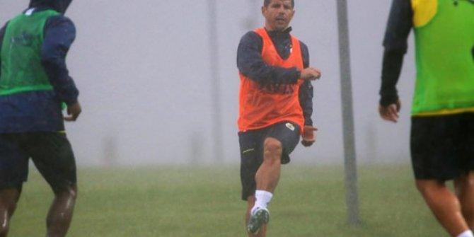 Emre Belözoğlu, Fenerbahçe'de 4 yıl aradan sonra ilk idmanına çıktı!