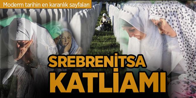Moderm tarihin en karanlık sayfaları:  'Srebrenitsa Katliamı'