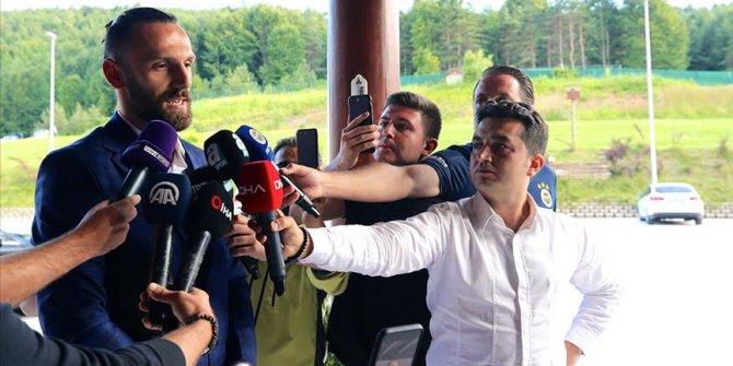 """Vedat  Muric: """"Ersun Yanal liderliğinde sezon öncesi çalışmalarımız.."""""""