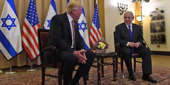 Donald Trump ile Netanyahu İran'ı görüştü