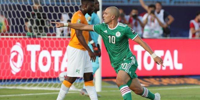 Afrika Uluslar Kupasında Cezayir, Fildişi Sahili engelini penaltılarla geçti!