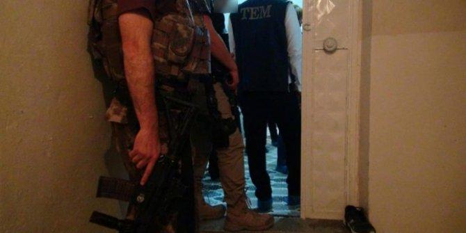 Cizre ilçesinde düzenlenen terör saldırısına 9 gözaltı