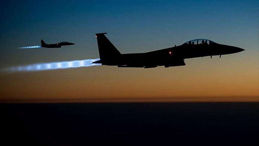 ABD, Somali ve Libya'da hava saldırısı düzenledi