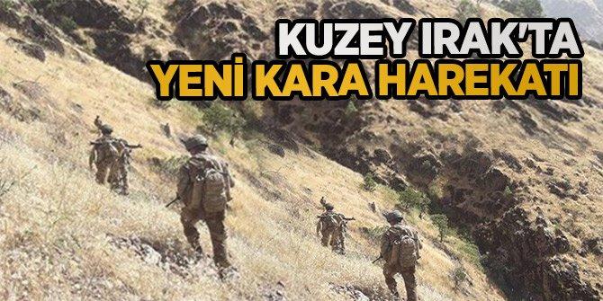 Irak'ın kuzeyine yeni operasyon! (Pençe-2 Operasyon)