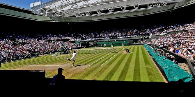 Wimbledon'da perde Novak Djokovic ile Roger Federer olacak