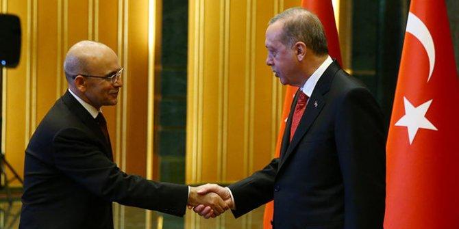 """Erdoğan, Mehmet Şimşek'e """"ekonominin başına geç"""" dedi mi? İşte cevabı"""
