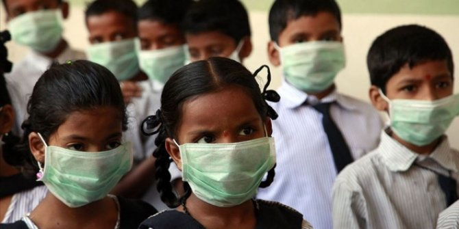 Hindistan'da salgını 177 can aldı