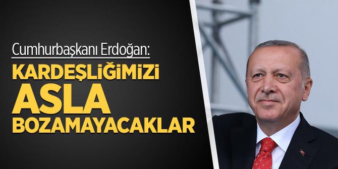 Cumhurbaşkanı Erdoğan: Hiçbir darbe girişimi yapanların yanına kar kalmadı