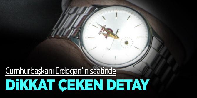 Cumhurbaşkanı Erdoğan'ın15 Temmuz saati