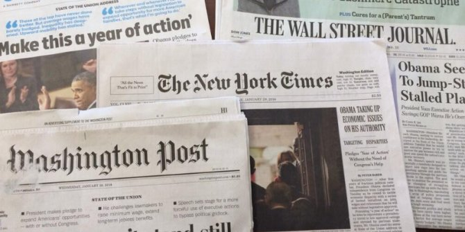 Amerika basınında Türkiye