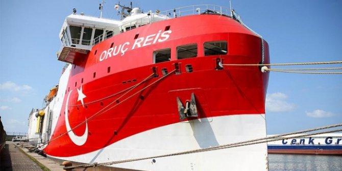 ORUÇ REİS araştırma gemisinin özellikleri nedir