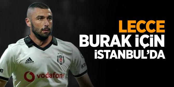 İtalyan takımı Burak Yılmaz için Beşiktaş'ın kapısını çaldı