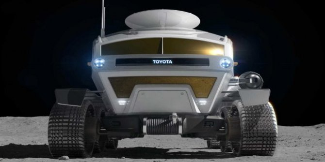 Toyota, Japonya için Ay keşif aracı yapacak